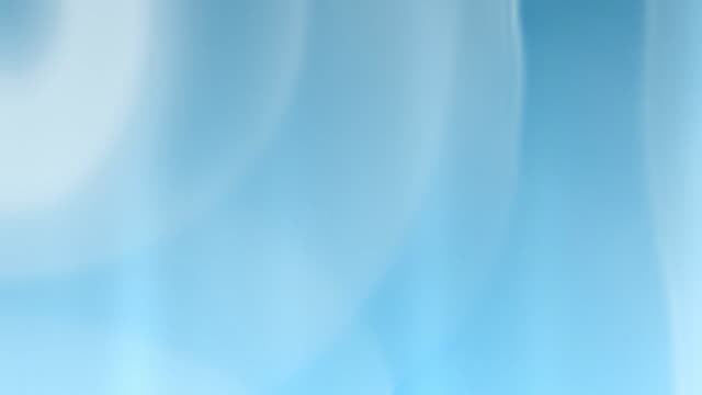 4k Abstract background waving with blue. Seamless Loop video
