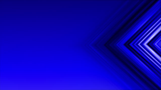 4k Abstract Geometry Background Loop (Dark Blue) Tile Shaped stock video