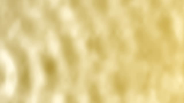 4k Abstract gold animation background video