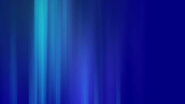 4k Abstract high tech blue light effect background video