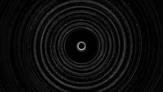 4k抽象科幻技術視頻動畫 - 迴圈股票視頻 - 式樣 個影片檔及 b 捲影像