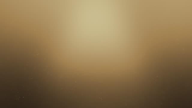 4k Abstract Wave Background Loop (Bronze / Brown) stock video