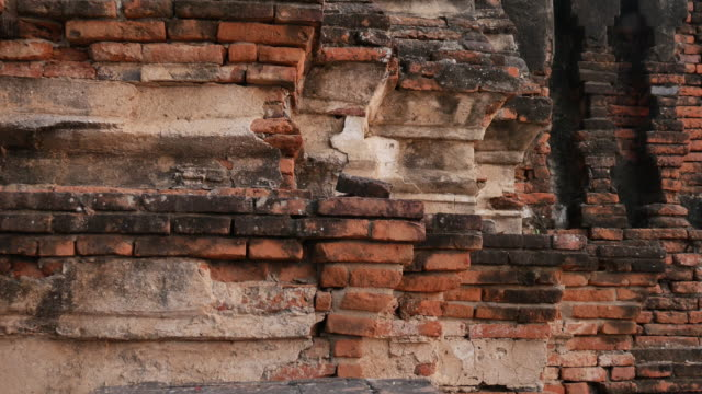 4k: archaeological thailand video