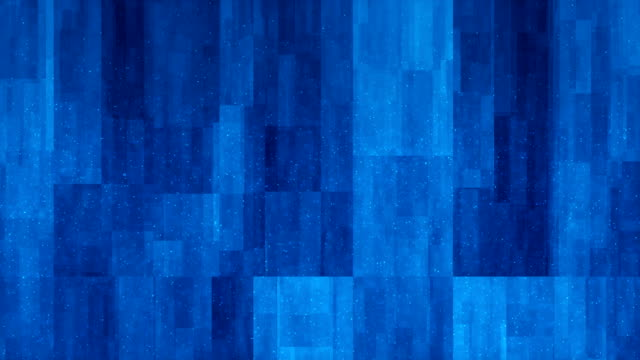 4k blue Abstract Blocks Background (Loopable) - Stock video 4k background blue background stock videos & royalty-free footage