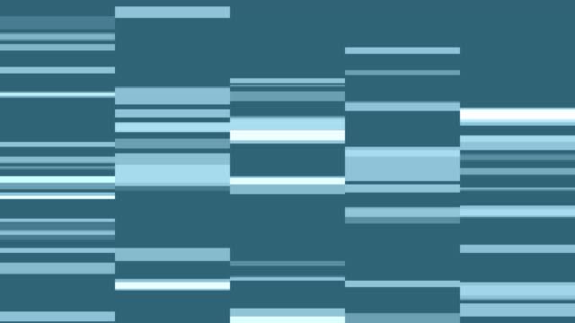 4k Blue Grid Mosaic Background