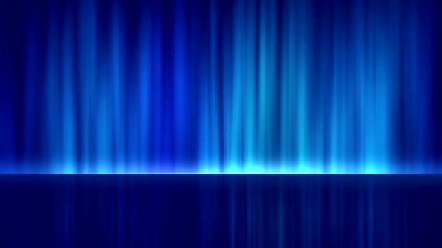 stockvideo's en b-roll-footage met 4k blue stage abstracte achtergrond. naadloze loop-stockvideo stockvideo - prijs onderscheiding
