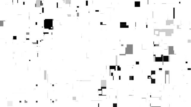 4k B&W Geometric Abstract Overlay 4k B&W Geometric Abstract Overlay black and white architecture stock videos & royalty-free footage