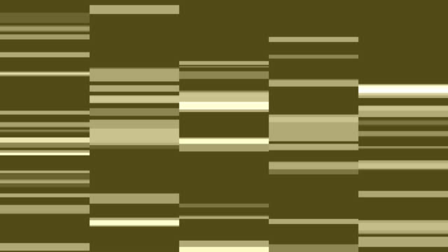 4k Gold Grid Mosaic Background