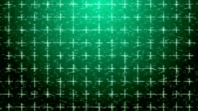 4k Green Abstract Pattern Geometric Background With Plus Sign
