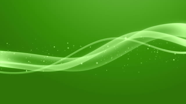 4k GreenLight Streaks Abstract Animation Background Seamless Loop. video