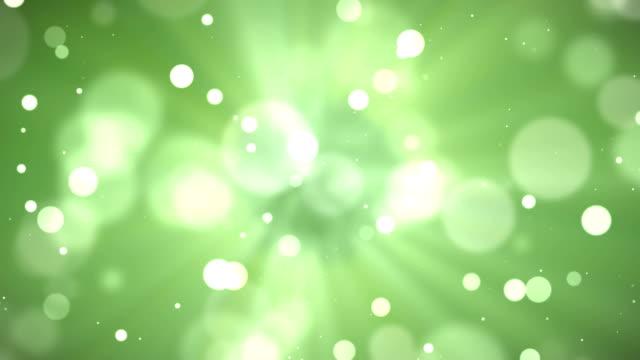 4k Natural green blurred background video