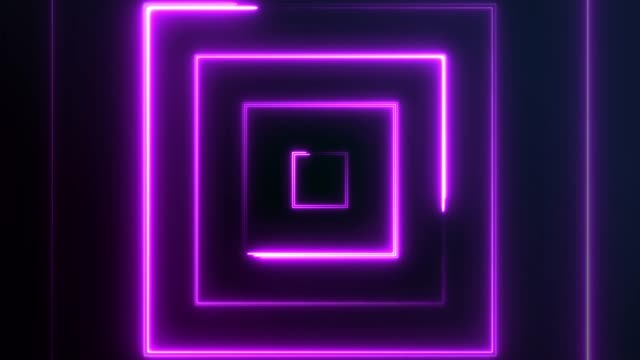 4k Neon Square lights background seamless loop 4k Neon Square lights background seamless loop square composition stock videos & royalty-free footage