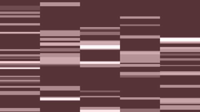 4k Red Grid Mosaic Background