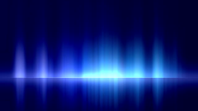 stockvideo's en b-roll-footage met 4k stage abstracte achtergrond. naadloze lus-stock video - spotlicht elektrisch licht