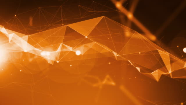 00:00 | 00:00 1×  4k Technology Abstract Animation Background Seamless Loop. Orange video