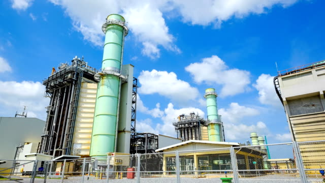 4k timelapse of combined cycle powerplant 4k timelapse of combined cycle powerplant with beautiful sky gas pipe stock videos & royalty-free footage