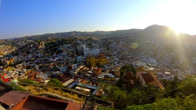 stockvideo's en b-roll-footage met 4 k-tijd-tijdspanne: stad van guanajuato - heilig geschrift