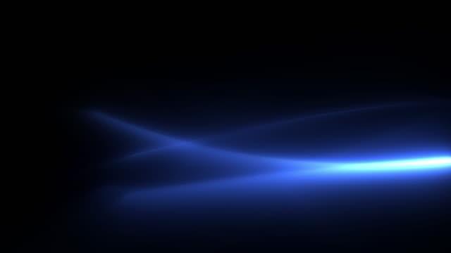 vídeos de stock, filmes e b-roll de 4k: transição de onda - light trail