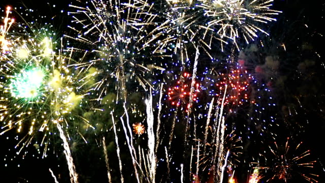 4k: Wonderful International Fireworks Festival