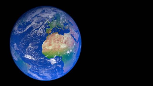 4 K: Tierra - vídeo