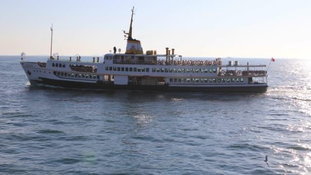 4K:Passenger Ship , istanbul