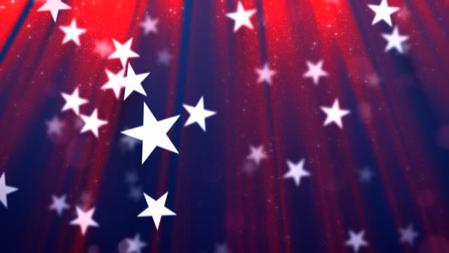 4th of July Loopable Background video