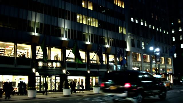 5th Avenue  46 Street Manhattan video
