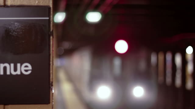 DOLLY: 5th Avenue subway, NYC video