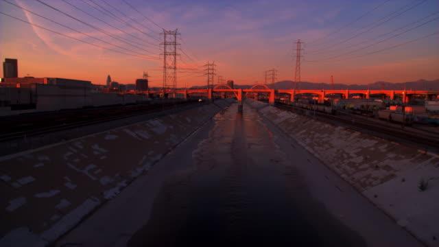 V0002 6th St. Bridge Los Angeles 4K video