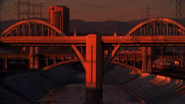 V0003 6th St. Bridge Los Angeles 4K