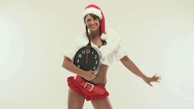 HD 720p30: Sexy Mrs. Santa video