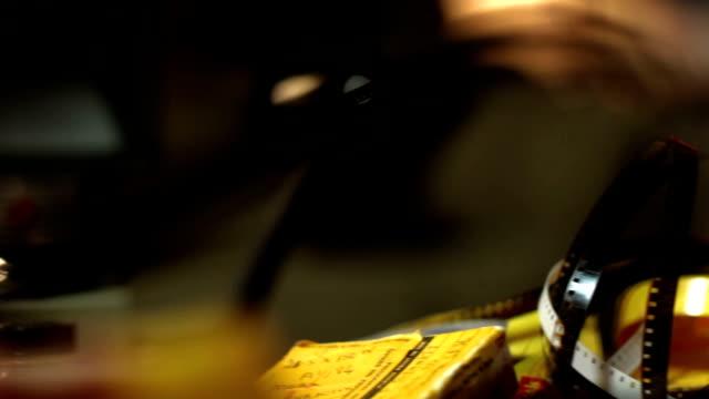 8mm Film Equipment video