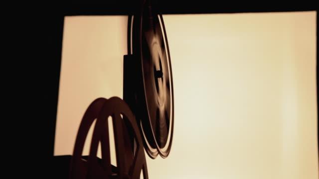 8mm Film projector video
