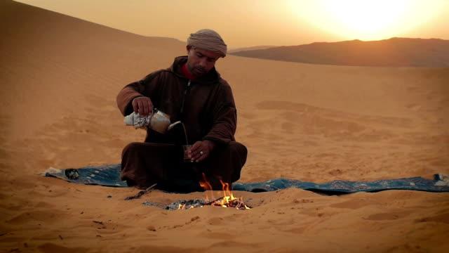 a tea in the desert video