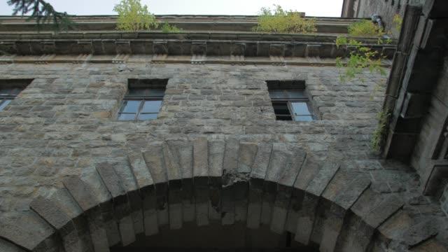 Abandoned Brick Fortress