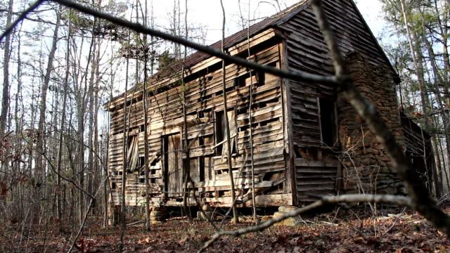 Abandoned House - Outside video