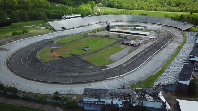 terk kuzey wilkesboro speedway - pist stok videoları ve detay görüntü çekimi