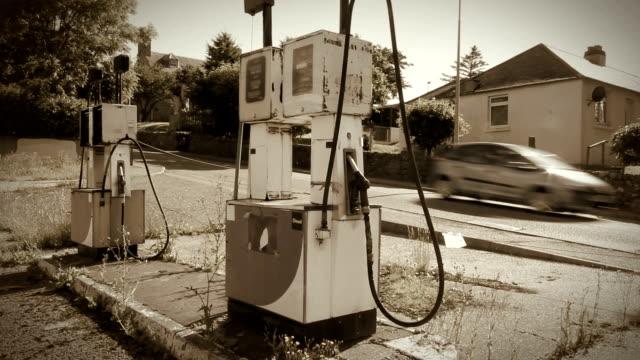 Abandoned Petrol Pumps