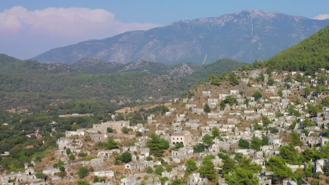 Abandoned Village of Kayakoy.