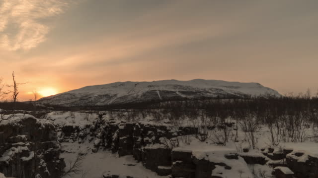 abisko njulla timelapse - norrbotten bildbanksvideor och videomaterial från bakom kulisserna