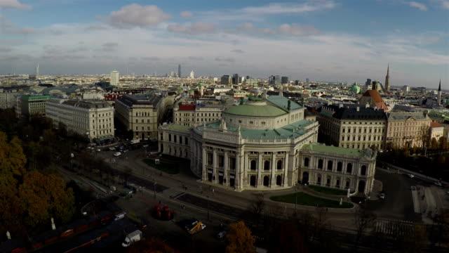 vídeos y material grabado en eventos de stock de teatro nacional sobre austria - austria