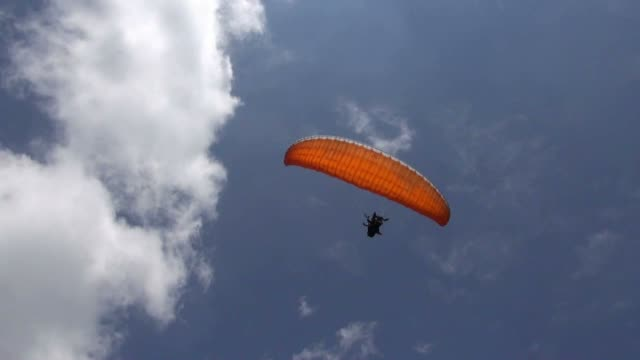Above, Overhead, Para Sailing, Extreme Sports video
