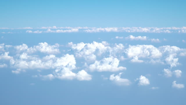 Above the Clouds from Aircraft Point of View. Above the Clouds from Aircraft Point of View. aircraft point of view stock videos & royalty-free footage