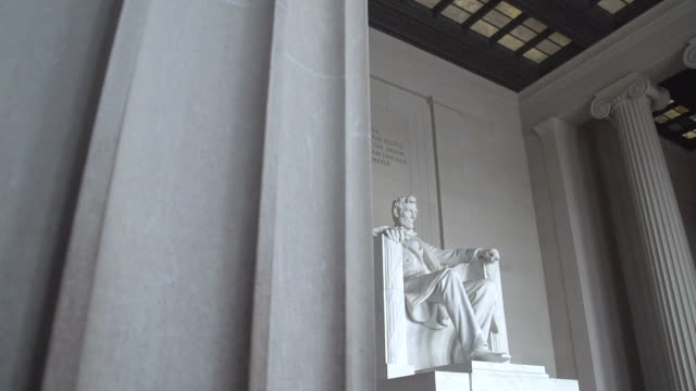 Abraham Lincoln in Washington DC video