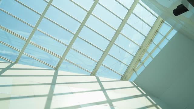 abstrakt arkitektur och skuggor - architecture bildbanksvideor och videomaterial från bakom kulisserna