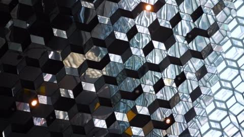 stockvideo's en b-roll-footage met abstracte architectuur - modern