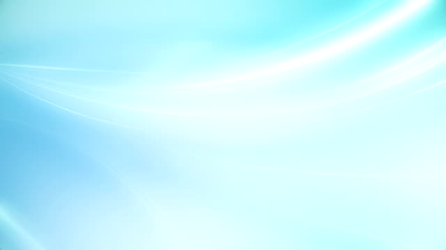 Abstract Background Blue Loopable video