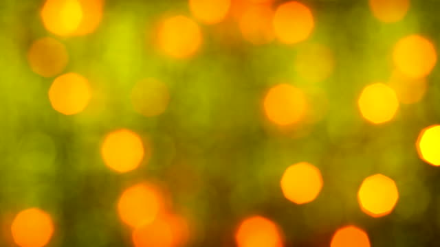 Abstract Background, Blurred colorful bokeh video