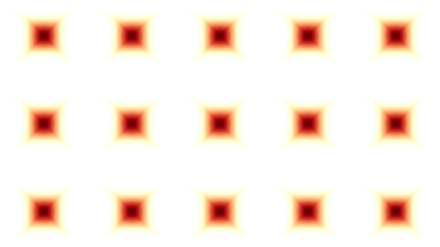 Abstract background kaleidoscope video