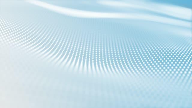 vídeos y material grabado en eventos de stock de 4k abstract a fondo loopable - blue abstract background